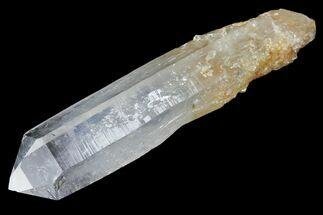 "4.95"" Long, ""Blue Smoke"" Quartz Crystal - Columbia For Sale, #94922"