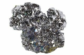 "2.1"" Chalcopyrite and Galena Association - Peru For Sale, #95771"