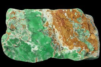 "3.1"" Magnesium Aluminum Phosphate (Variscite) Section - Australia For Sale, #95870"