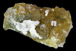 Fluorite & Dolomite - Fossils For Sale - #98694
