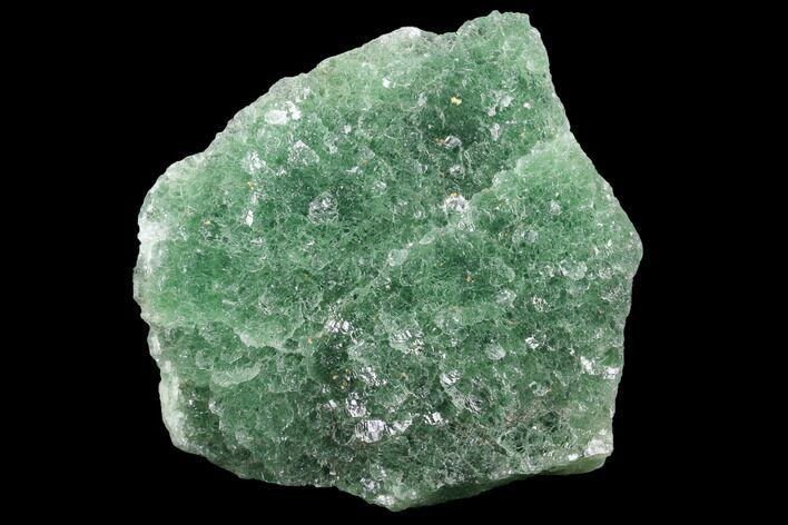 "2.6"" Botryoidal Green Fluorite Crystal Cluster - China"