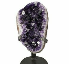 Quartz var. Amethyst - Fossils For Sale - #99894