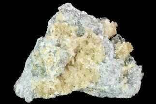Fluorite & Calcite - Fossils For Sale - #100749