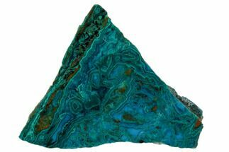 Chrysocolla & Malachite - Fossils For Sale - #102927