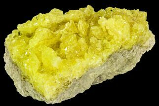 Sulfur  - Fossils For Sale - #104775