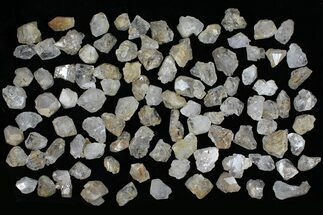 Buy Wholesale Lot: Clear Quartz Points - 108 Pieces - Morocco - #104596