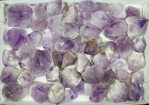 Quartz var Amethyst - Fossils For Sale - #105348