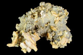 Wulfenite - Fossils For Sale - #105561
