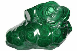 Malachite - Fossils For Sale - #106242