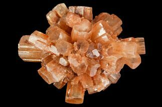 "Buy 2.2"" Aragonite Twinned Crystal Cluster - Morocco - #106603"