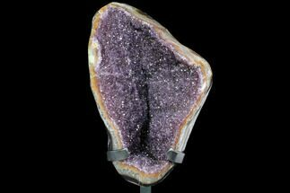 Quartz var. Amethyst - Fossils For Sale - #107724