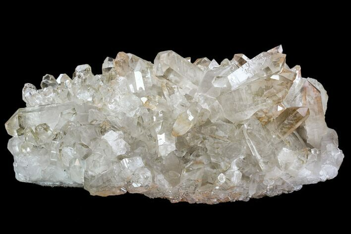 "11.7"" Clear Quartz Crystal Cluster - Brazil"