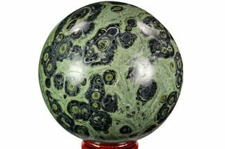 "2.9"" Polished Kambaba Jasper Sphere - Madagascar For Sale, #109997"