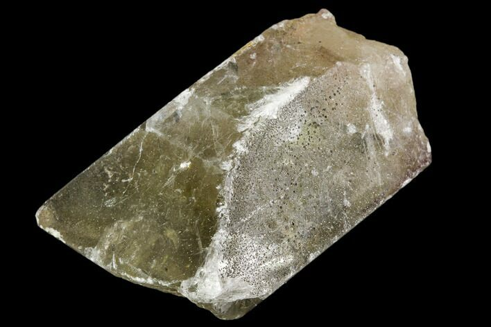 "1.8"" Tabular, Yellow-Brown Barite Crystal - Morocco"