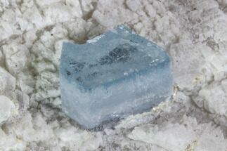 Beryl var. Aquamarine - Fossils For Sale - #111351
