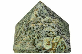 "1.5"" Polished Kambaba Jasper Pyramid - Madagascar For Sale, #112238"