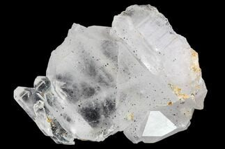 "2.8"" Faden Quartz Crystal Cluster - Pakistan For Sale, #112013"