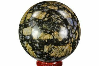 "Buy 2.6"" Polished Que Sera Stone Sphere - Brazil - #112534"