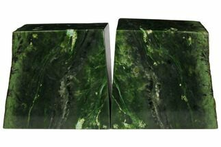 Jade var. Nephrite - Fossils For Sale - #112713