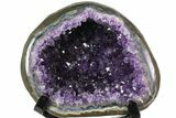 "7.9"" Amethyst ""Jewelry Box"" Geode  - #116280-5"