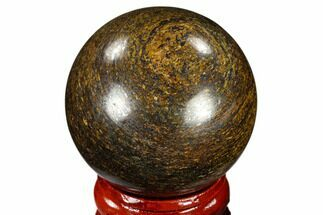 "Buy 1.6"" Polished Bronzite Sphere - Brazil - #115975"