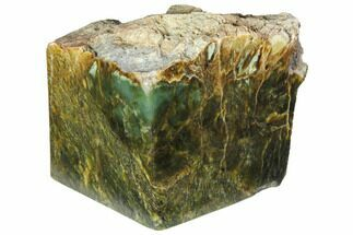 Jade var. Nephrite - Fossils For Sale - #117627