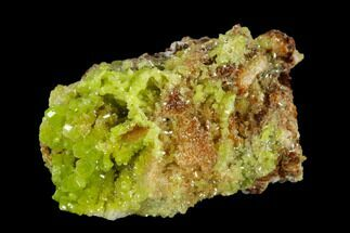 Pyromorphite - Fossils For Sale - #115473