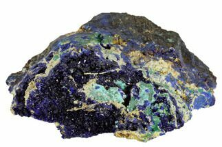 "Buy 3"" Azurite, Malachite, Aurichalcite and Rosasite Association - Utah - #119515"