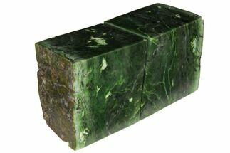 Jade var. Nephrite - Fossils For Sale - #119577