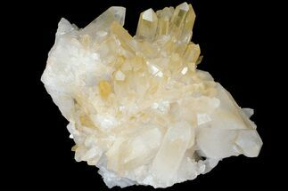 "8.5"" Wide Quartz Crystal Cluster - Brazil For Sale, #121427"