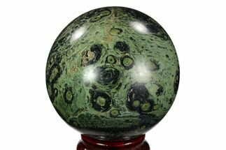 "Buy 2.8"" Polished Kambaba Jasper Sphere - Madagascar - #121534"