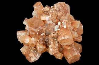 "Buy 2.4"" Aragonite Twinned Crystal Cluster - Morocco - #122179"