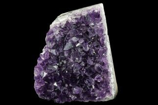 "4.0"" Free-Standing, Amethyst Crystal Cluster - Uruguay For Sale, #123818"