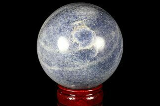 "Buy 3.7"" Polished Lazurite Sphere - Madagascar - #126529"