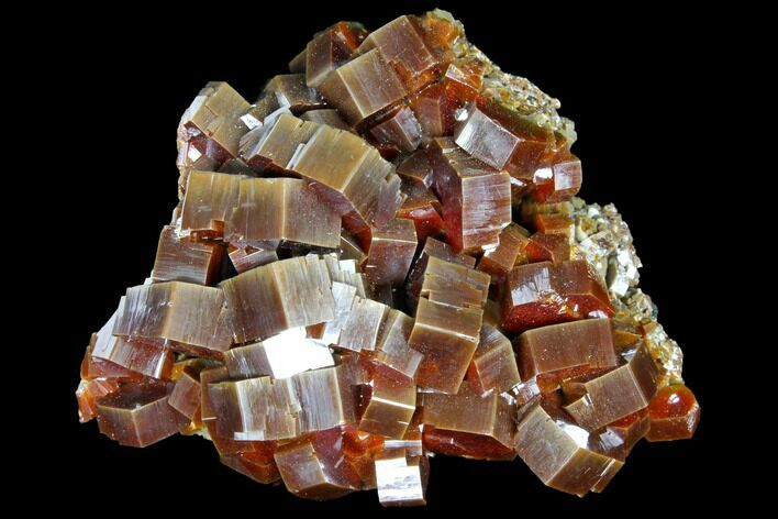 "2.15"" Gorgeous, Red Vanadinite Crystal Cluster - Morocco"