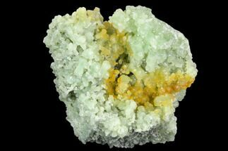"3.5"" Green Prehnite Crystal Cluster - Morocco For Sale, #127391"