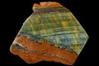 Tiger's Eye - Fossils For Sale - #128445