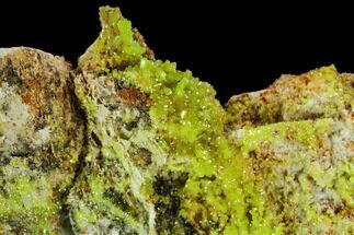 Pyromorphite - Fossils For Sale - #128580