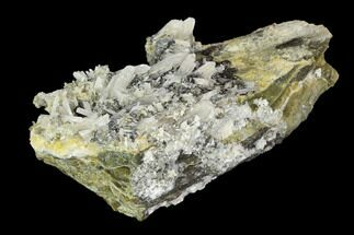"3.5"" Quartz, Aragonite & Epidote Association - Pakistan For Sale, #128723"