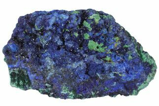 "Buy 1.8"" Malachite and Azurite Association - China - #132790"