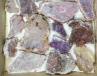 Wholesale Flat - Morocco Amethyst Clusters - 25 Pieces - #133691-1