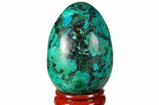 Chrysocolla & Malachite - Fossils For Sale - #133782