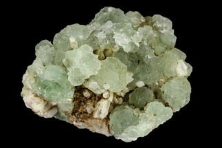 "Buy 2.2"" Fluorite with Manganese Inclusions on Quartz - Arizona - #133657"