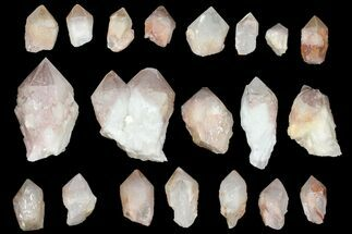 Quartz - Fossils For Sale - #133893