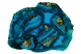 Chrysocolla - Fossils For Sale - #136086