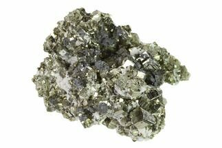 "Buy 2.2"" Quartz and Pyrite Association - Peru - #136204"