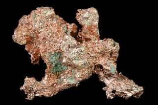 "Buy 3.6"" Natural, Native Copper Formation - Michigan - #136690"