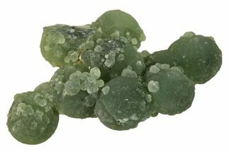 "Buy 2.95"" Botryoidal Prehnite with Epidote Inclusions - Mali, Africa - #137527"