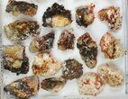 "Wholesale Lot: 1.5 - 2.5"" Bladed Barite With Vanadinite - 26 Pieces - #138193-1"