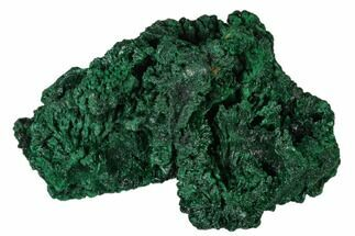 "2.9"" Silky Fibrous Malachite Cluster - Congo For Sale, #138653"
